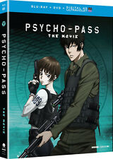 Psycho-Pass: The Movie (2016, Blu-ray NEUF)2 DISC SET