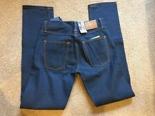 NUDIE Jeans Men's Sharp Bengt 31x36 New With Tags No Shipping Feb 15-29th