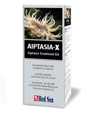 RED SEA AIPTASIA X ELIMINATOR KIT REMOVER TREATS REEF MARINE SAFE FREE SHIP USA