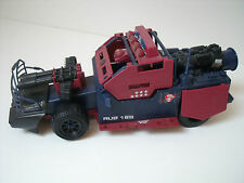 Gi Joe COMPLETE DREADNOK THUNDER MACHINE 1986 2 L29