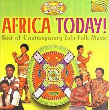 Africa Today: Best of Contemporary Zulu Folk Music by Africa Today