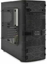 Nofan CS-60 ATX Mid Tower Gaming PC CASE, NO VENTOLE, nessun rumore, totalmente SILENZIOSO 0dbA