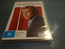 THE MENTALIST SEASON 2 *REGION 4! THE COMPLETE 2ND / SECOND SEASON