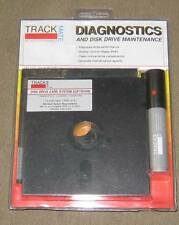 """Trackmate diagnostics and disk drive maintenance for 5.25"""" floppy drive ! NEW."""