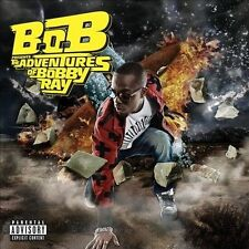 Bobby Ray - B.o.B Presents: The Adventures of Bobby Ray (Explicit) Audio CD NEW