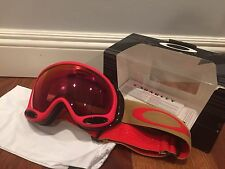 NEW Oakley A-Frame Red Copper / Torch Prizm Lens OO7044-36