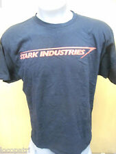 Mens Licensed Marvel Stark Industries Shirt New L