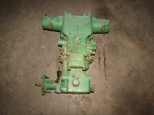 John Deere 1010 Tractor Complete Rock Shaft Housing / Valve Assembly