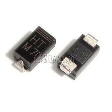 100Pcs 1N4007 M7 DO-214 (SMD) TOSHIBA Diode