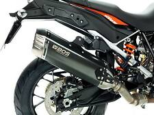 SILENCIEUX BOS DESERT FOX CARBONE KTM 1190 / R / ADVENTURE 2013- REF: 1340119CS