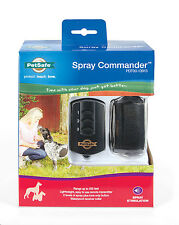 Petsafe No Bark Remote Spray Commander Training Collar PDT00-13913