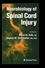 Neurobiology of Spinal Cord Injury (Contemporary Neuroscience), , New Book