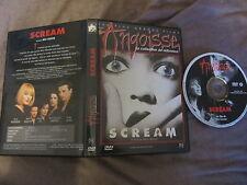 Scream de Wes Craven avec David Arquette, DVD, Horreur/Slasher