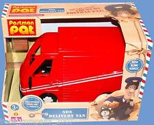 Postman Pat's SDS Large Delivery Van With Opening Doors New