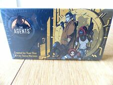 The Agents Card Game (Board Games)