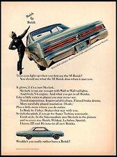 1965 Buick Skylark V-6 2 door Super Turbine automatic  Vintage Print Ad