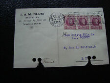 BELGIQUE - carte 23/3/1925 (cy55) belgium