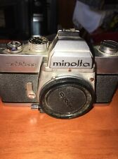 Minolta SRT 202 SLR Camera Body Only