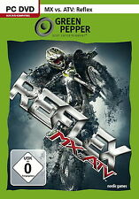 PC DVD MX vs. ATV reflex PC nuevo embalaje original