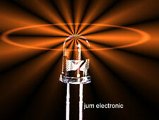 50x amber 3mm LED 2000mcd