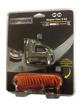 Antifurto Blocca disco perno Cromato Kryptonite 5mm Y900877