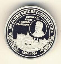 BERLIN - 100 Jahre REICHSTAGSGEBÄUDE - Friedrich EBERT - ANSEHEN (650)