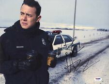 Colin Hanks SIGNED 11x14 Photo Gus Grimly Fargo PSA/DNA AUTOGRAPHED