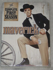 Maverick: The Complete First Season One 1 - DVD Box Set - NEW & SEALED