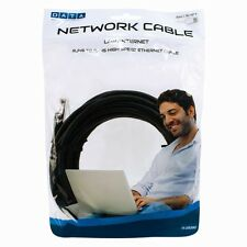 5M/16TF Network Cable Cat-6 Ethernet RJ45 Patch LAN Lead High speed cable Black