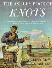 The Ashley Book of Knots by Clifford W. Ashley, (Hardcover), Doubleday andamp; C