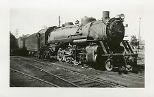 6A402 RP 1948 B&O BALTIMORE & OHIO RAILROAD TRAIN ENGINE #4522