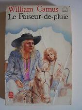 Livre de Poche Le Faiseur de Pluie de William Camus