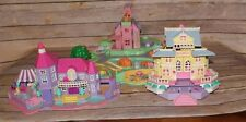 Polly Pocket Mansion Light Up 1995 House Vintage Bluebird Yellow Dream World 91