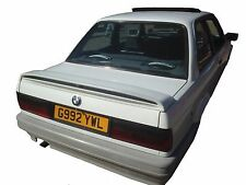 BMW E30 M-Tech 2 Rear Boot Spoiler/Wing 1982-1994 - Guide Primer - Brand New!