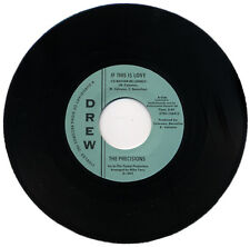 """PRECISIONS  """"IF THIS IS LOVE (I'D RATHER BE LONELY)""""  KILLER NORTHERN SOUL"""