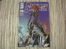 COMIC BACKLASH Nº 3 IMAGE WORLD COMICS USADO BUEN ESTADO