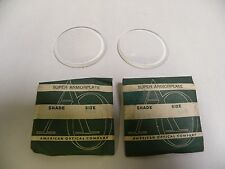 Vintage Replacement AO American Optical Lenses (B6)