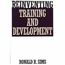 Reinventing Training and Development-ExLibrary