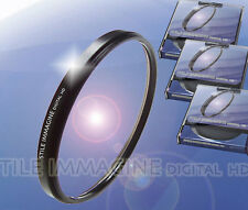 FILTRE ULTRAVIOLET PROTECTION UV filtre HD PRO 52 mm ITALIE