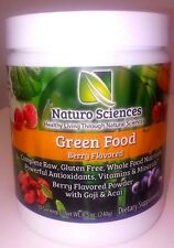 Complete Raw Whole Green Food Nutrition Supplements Dietary Digestive Vitamins