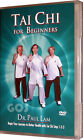 Tai Chi For Beginners Dr Paul Lam Exercise Fitness Health DVD NEW UNSEALED