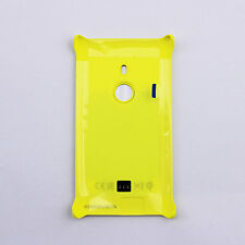 Nokia Lumia 925 CC-3065 Wireless Qi Wireless Charging Shell Back Case Yellow