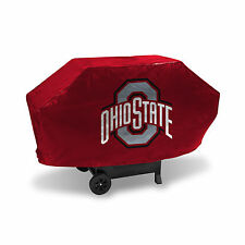 Ohio State Buckeyes Official NCAA Deluxe Grill Cover by Rico 375232