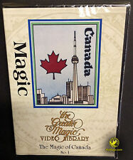 Greater Magic #50 Magic Of Canada Part 1 :: NEW DVD