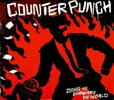 Dying to Exonerate the World Counterpunch Music-Good Condition