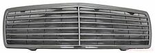 Front Grille Mercedes Benz W140 All Chrome 1992-1999 S600 S500 S430 S320