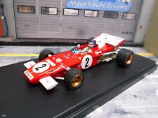 F1 FERRARI 312 B2 312B2 Scuderia GP Holland 1971 Ickx Looksmart Winner 1:43