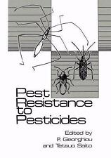 Pest Resistance to Pesticides-ExLibrary