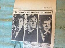 c1-1 ephemera 1962 picture the pot carriers ronald fraser davy kaye