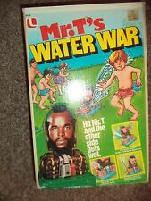MR.T'S WATER WAR (NIB) RARE LOOK!